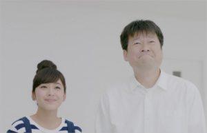 シャープ冷蔵庫 CM 俳優