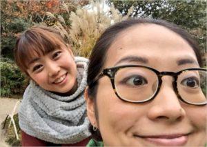 高須クリニック CM  眼鏡 女性 コンビ