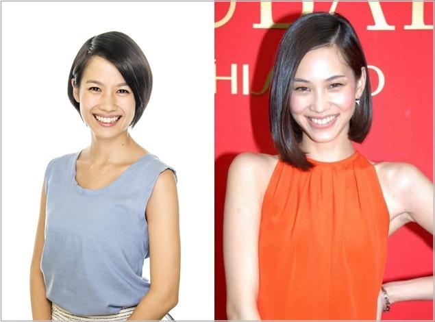 関西ドコモ CM 女優 水原希子 似てる