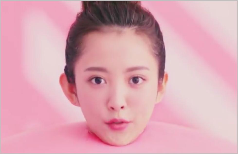 DHC CM 出演女優 誰