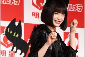 明星チャルメラ CM 黒猫役 女優 誰? ドラマ