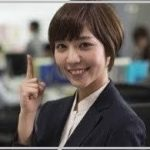 ビズリーチ CM スーツ 女優 女性 誰